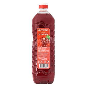 Carrefour Vinagre de vino tinto 1 l