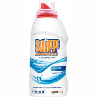 Wipp Express Detergente concentrado Pack 2x27 dosis