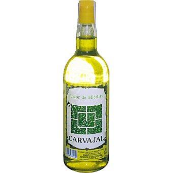 Carvajal Licor de hierbas Botella 1 l
