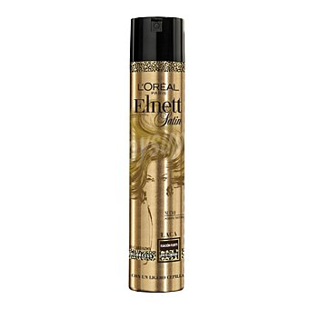 Elnett L'Oréal Paris Laca fijadora fuerte Satin efecto cardado 200 ml
