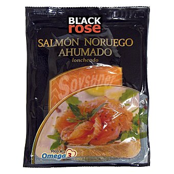 Black Rose Salmón Noruego ahumado 90 g