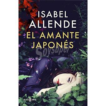 Isabel Allende El amante japonés  1 Unidad