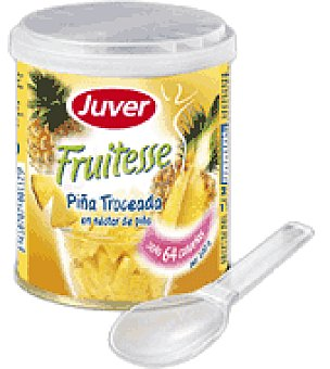 Juver Piña troceada con cuchara 115 g
