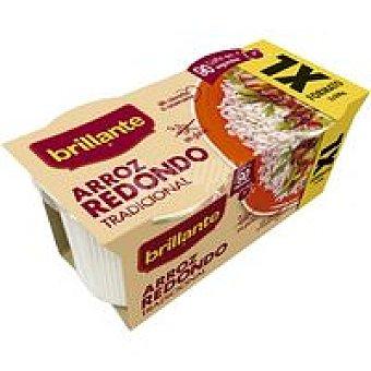XL BRILLANTE Vasitos de arroz redondo Pack 2x200 g