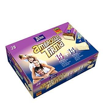 Tirma Ambrosías de chocolate y avellana 616 g