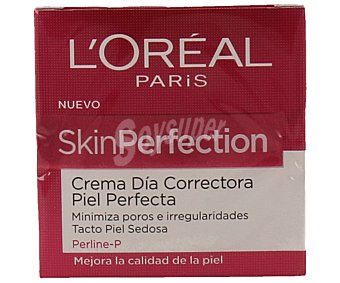 L'Oréal Crema de día correctora piel perfecta (minimiza poros e irregularidades) 50 mililitros