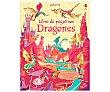 Dragones, pegatinas para todos, fiona watt. Género: infantil, pegatinas. Editorial Usborne.  Usborne