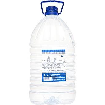 FONTNOVA agua mineral garrafa 8 l