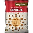 Chips de lenteja bio Bolsa 65 g Vegalife
