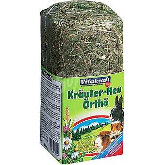 Vitakraft Heno aromático para roedores paquete 500 g Paquete 500 g