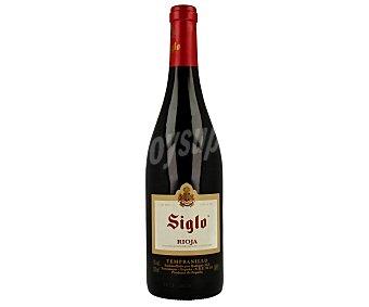 Siglo Vino Tinto Joven Rioja Botella 75 cl