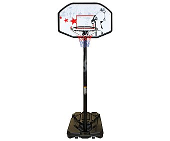 NEW PORT Canasta de Baloncesto Ajustable, Modelo 16Nx 1 Unidad