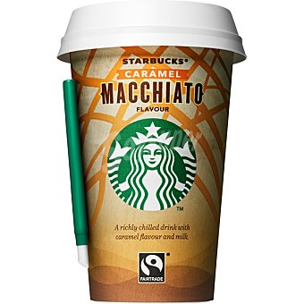 Starbucks Café caramel macchiato Discoveries Vaso 220 g