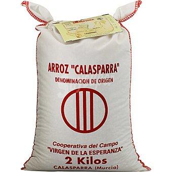 VIRGEN DE LA ESPERANZA Arroz D.O. Calasparra Saco 2 kg