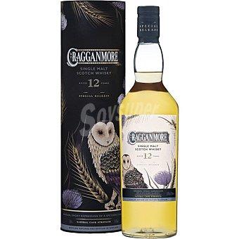 Cragganmore whisky escocés de malta 12 años Botella 70 cl