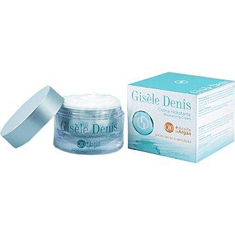 GISELE DENIS Crema hidratante Q10 + aceite de argán piel seca o sensible Tarro 50 ml