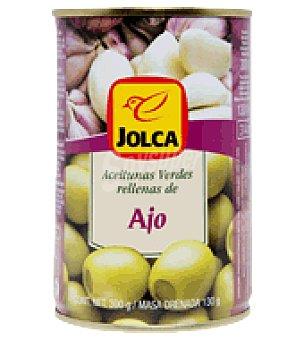 Jolca Aceitunas rellenas de ajo 130 g