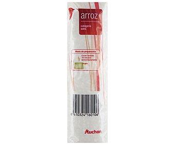 Auchan Arroz redondo extra 1 kilogramo