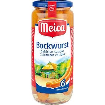 Meica Salchichas Bockwurst 250 gr (6 unidades)