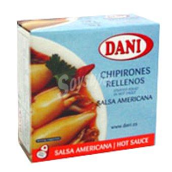 Dani Chipirón relleno en salsa americana Lata 102 g