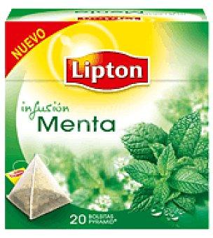 Lipton Infusión menta pirámides 20 ud