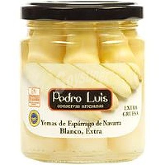 Pedro Luis Yema de espárrago gruesa Frasco 135 g