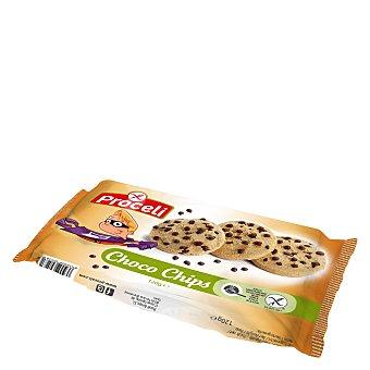 Proceli Choco chips s/gluten 120g