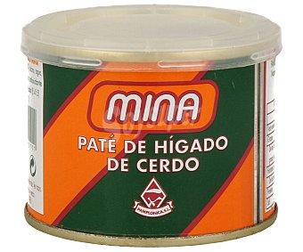 Mina Paté de hígado de cerdo Lata 200 g