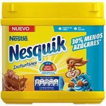 Nesquik Nestlé Cacao soluble 30% menos azúcares Bote 450 g