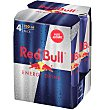 Refresco red bull 4 unidades Energy Drink
