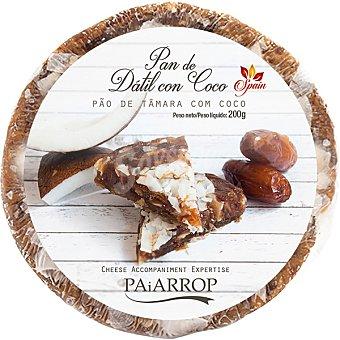 Paiarrop Pan de dátil con coco envase 200 g