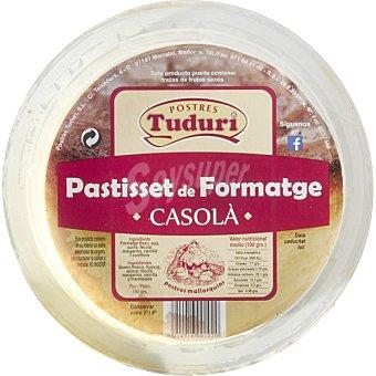Tuduri Tarta de queso Envase 190 g