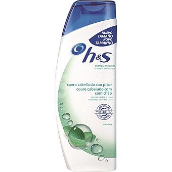 H&S Champú anticaspa alivio instantáneo frasco 385 ml