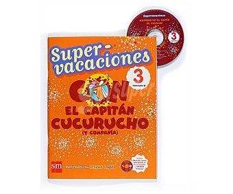 Editorial SM Súper Vacaciones 3 1 Unidad