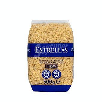 Hacendado Estrellas pasta Paquete 500 g