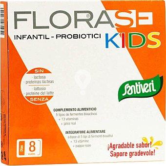 defensas y energía especial niños 8 viales