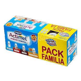 Actimel Danone L.casei multisabores Pack 12 x 100 g