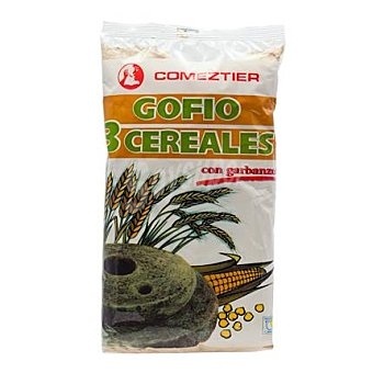 Comeztier Cereales (3) gofio 500 g