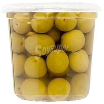 GUERRA aceituna manzanilla con hueso sabor anchoa  envase 250 g