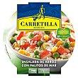 Ensalada de arroz y palitos de mar Envase 240 g Carretilla