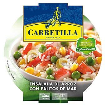 Carretilla Ensalada de arroz y palitos de mar 240 g