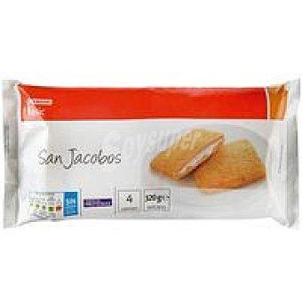 Eroski Basic San jacobos Bandeja 320 g