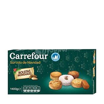 Carrefour Surtido mantecados y polvorones 1400 g