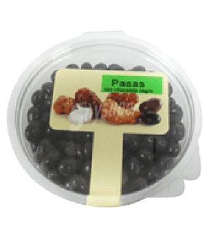 Pasas sin semilla con chocolate negro Tarrina de 225 g