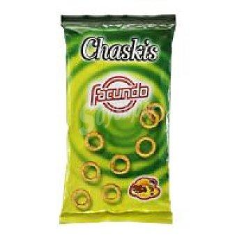 Facundo Chaskis aros de maíz Bolsa 200 g