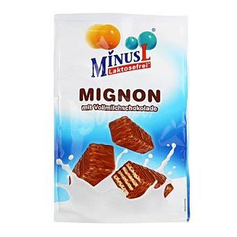 Minus l Galletas de Chocolate Mignon sin Lactosa 200 g
