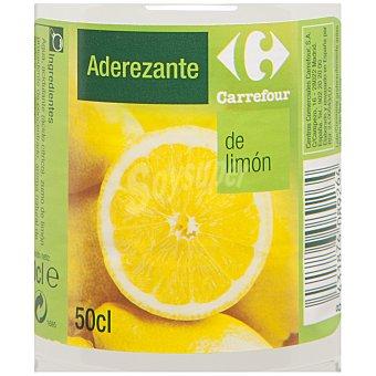 Carrefour Aderezante agrio de limón 500 ml