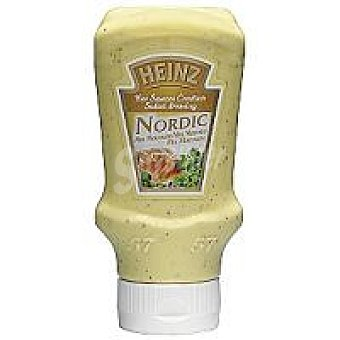 Heinz Salsa miel y mostaza 405g