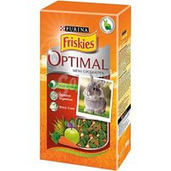 Friskies Purina Optimal conejo-heno Caja 380 g