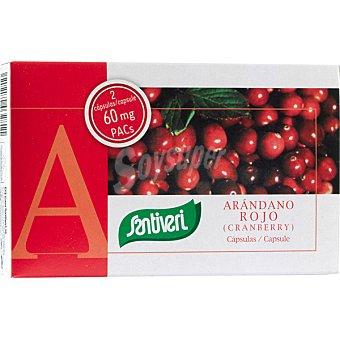 Santiveri Arándano rojo en càpsulas Envase 18 g